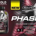 PHASE8™ la primera proteína secuencial de Muscletech