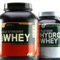 Tipos de batidos de proteína, Whey Protein