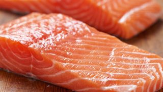 Proteína de salmón en polvo, ¿cómooo?