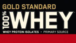 Nuevas etiquetas Gold Standard 100% Whey