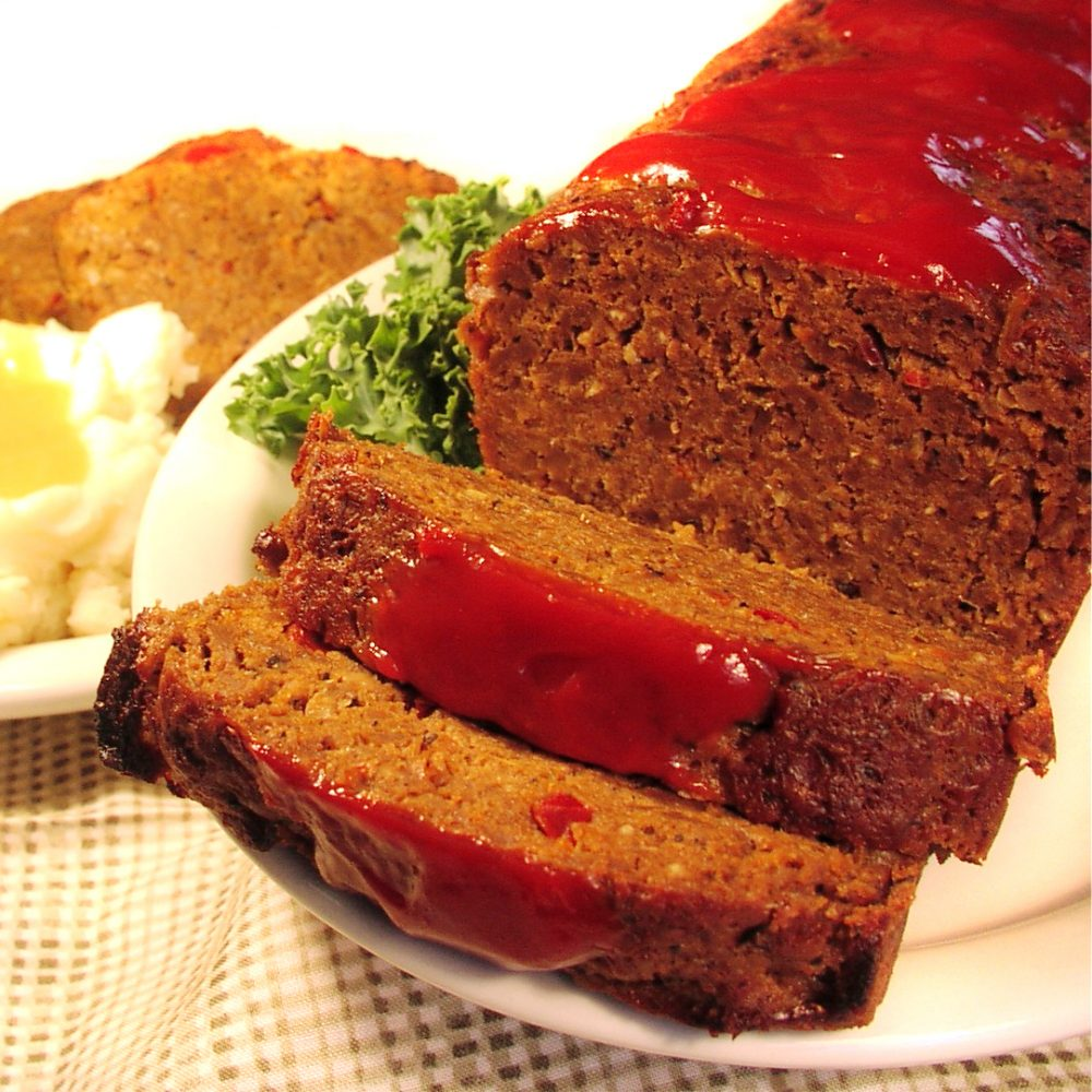 Food - Meatloaf