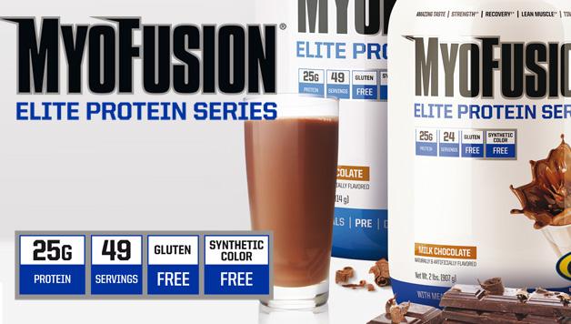 MyoFusion-Protein-Series