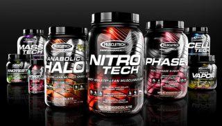 MuscleTech® de la fórmula mágica a los ingredientes con Performance Series