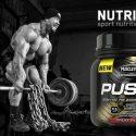 Push10 el nuevo pre-entrenamiento de Muscletech