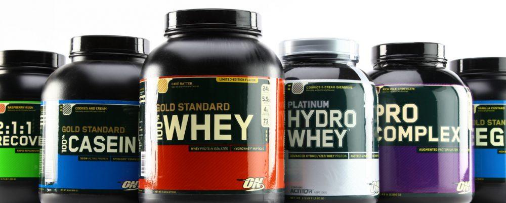 Tipos de batidos de proteína de Optimum Nutrition