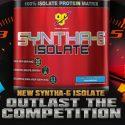 SYNTHA-6 ISOLATE™, lo nuevo de BSN