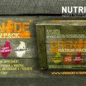 Ration Pack, el nuevo multivitamínicos de Grenade®