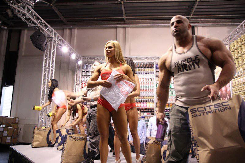 Imagen Muscle Army - Scitec Nutrition