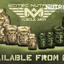 Muscle Army, la nueva marca de Scitec Nutrition