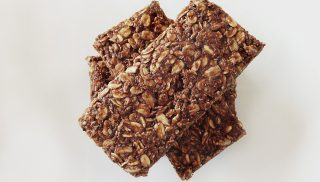 Las mejores barritas de proteínas hechas en casa