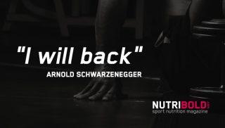 Las mejores fotos y citas de Arnold