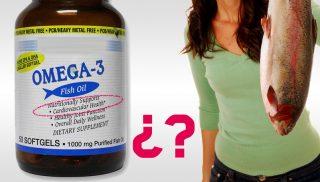 Fish oil y omega-3 NO ayudan a la salud cardiovascular