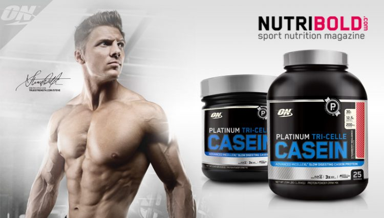 Platinum Tri Celle Casein La Nueva Case 237 Na De On Nutribold
