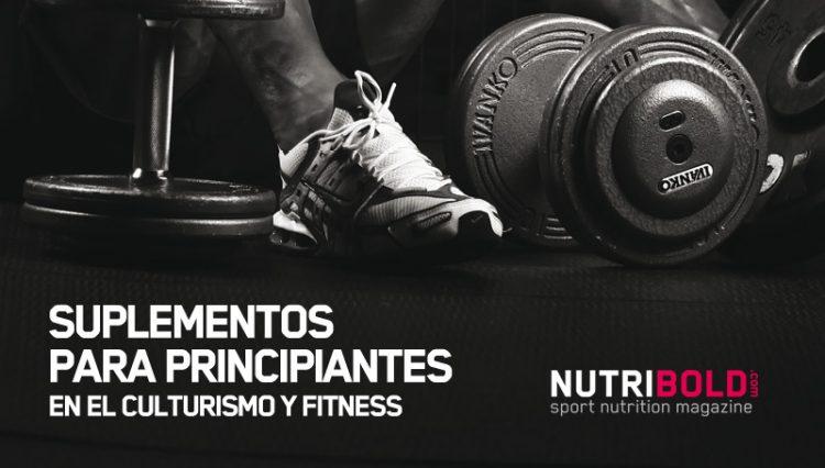 Guía de suplementos para principiantes, objetivo: desarrollo muscular