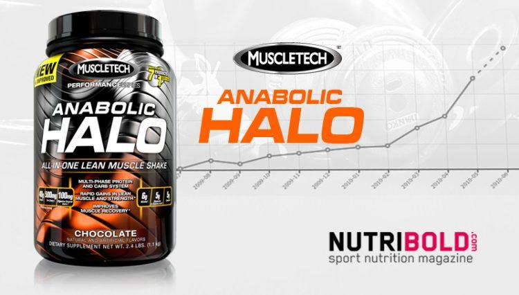 anabolic halo contiene esteroides