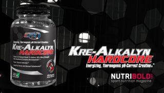 Kre-Alkalyn Hardcore, una creatina quemagrasas