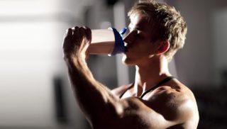 La proteína de suero de leche es hasta un 45% más efectiva que la de soja para construir músculo