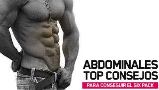 Abdominales: Top consejos para obtener los mejores abs
