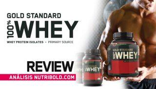 Opiniones de Whey Gold Standard 100% Whey Protein