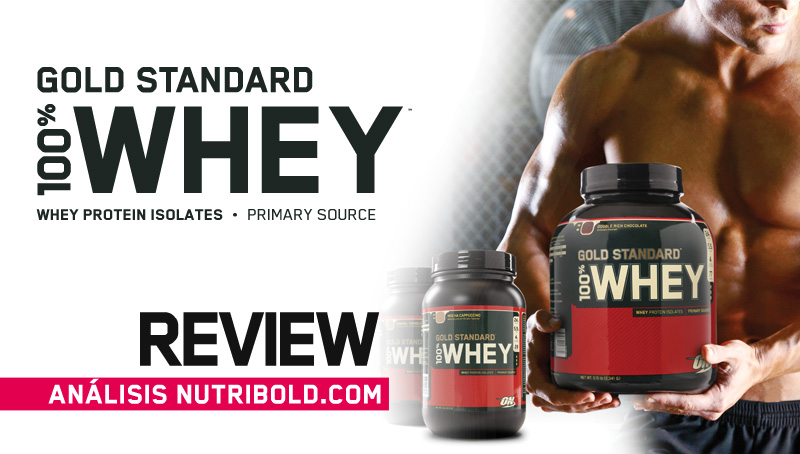 Impact whey protein opiniones