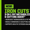 Iron Cuts, el quemagrasas de Arnold – Series