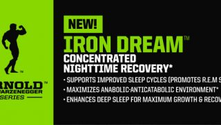 Iron Dream, concentrado de recuperación nocturna