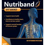 Vit Band de Nutriband, parche multivitamínico.