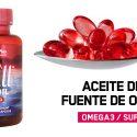 Aceite de Krill, la nueva fuente de Omega-3 / Omega-6