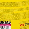 Proposición 65 en el etiquetado de los productos de Universal Nutrition