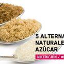 5 alternativas de edulcorantes naturales mejores que el azúcar
