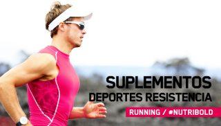 Guía de suplementación para running, ciclismo y deportes de resistencia