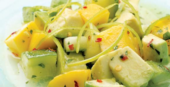tropical-cucumber-salad