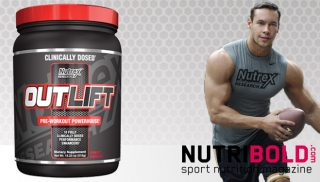 Outlift de Nutrex, ¿El pre-entreno definitivo?