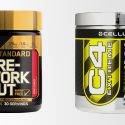 C4 Extreme o Gold Standard Pre Workout