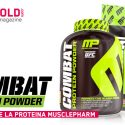 Opiniones de Combat Powder de MusclePharm