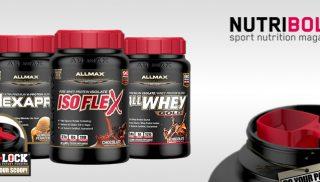 Allmax Nutrition y sus nuevos envases de proteína: ¡Adios a los scoops perdidos!